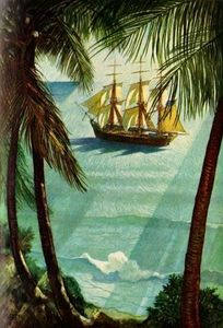 HMS_Bounty_in_Tahiti