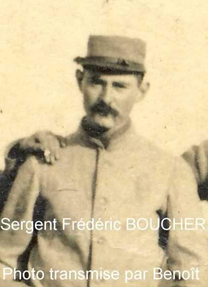 BOUCHER Frédéric