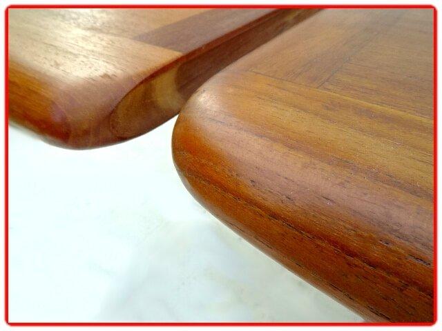 table danoise en teck vintage