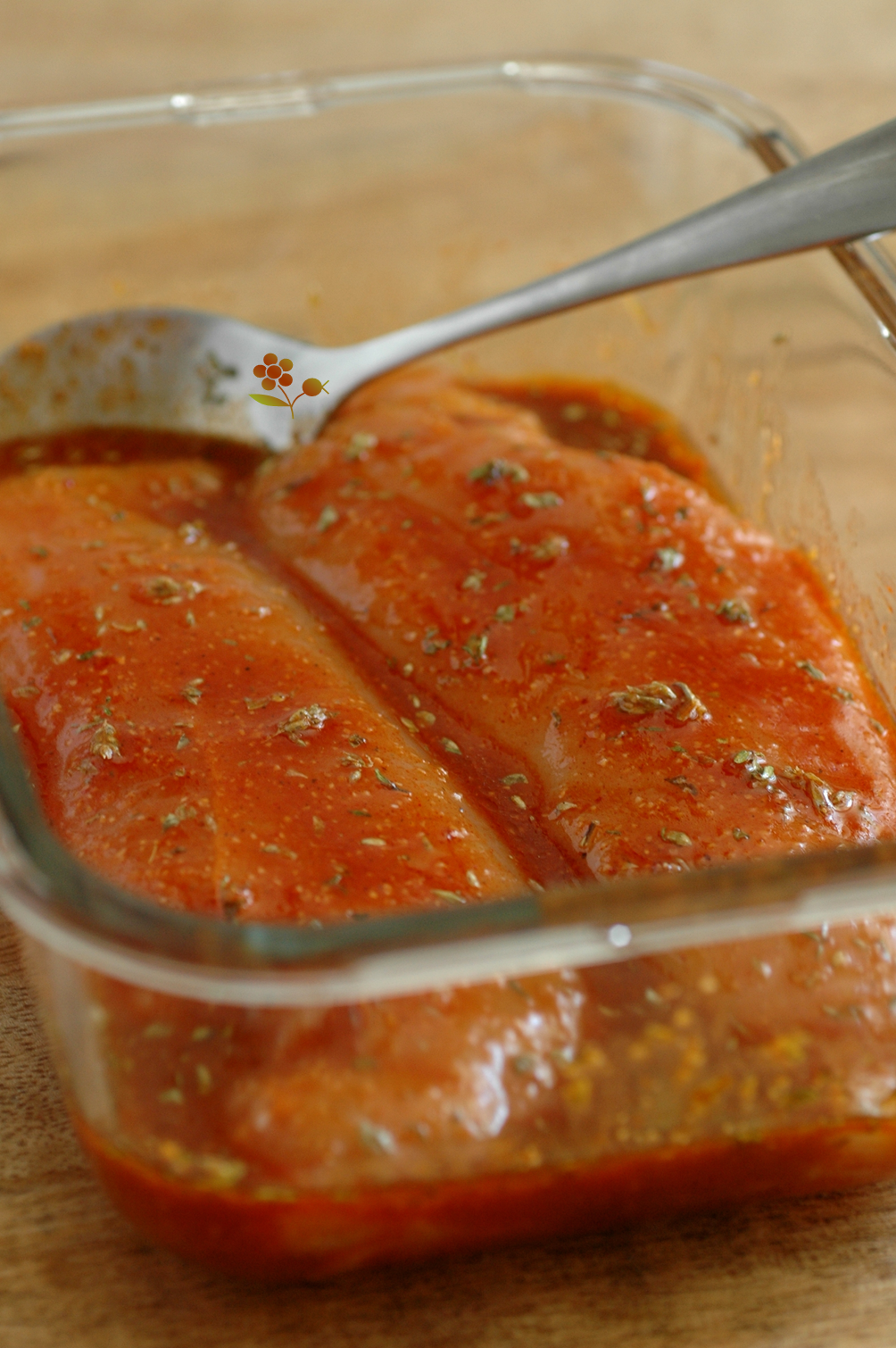 Poulet marin miel piment d 39 espelette paprika passion for Marinade au paprika pour barbecue