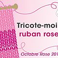Octobre rose....