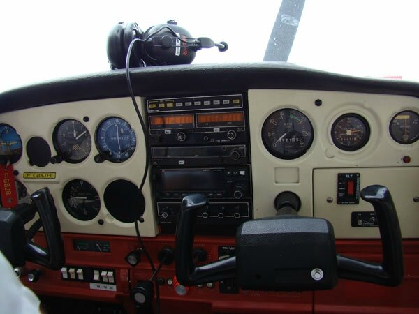 F-GBJR-cabine