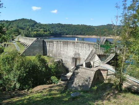 Randonnée au barrage de Razisse - le 25