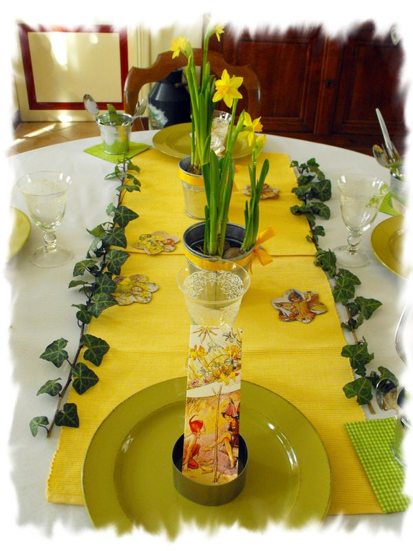 Table narcisses 006