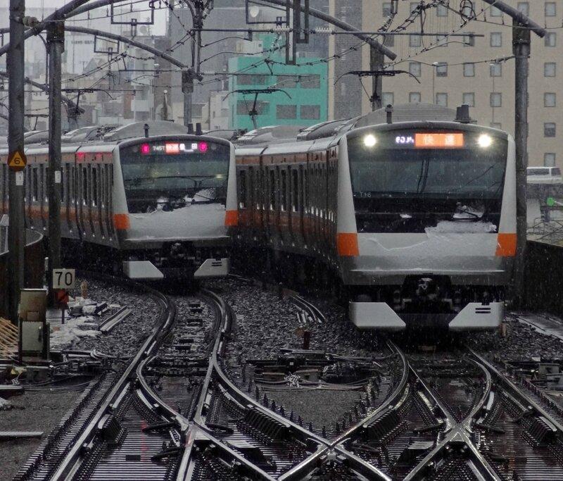 E233 Chuo Line