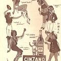 Cinzano en 1954