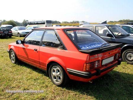 Ford escort XR3 i (30 ème Bourse d'échanges de Lipsheim) 02