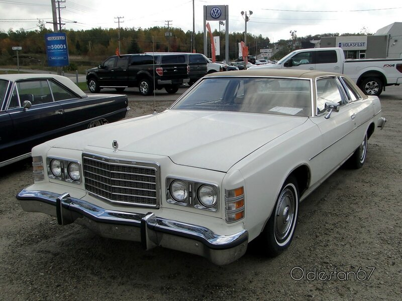 ford ltd coupe 1975 1978 a
