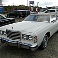 Ford ltd coupe - 1975 à 1978