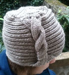 Bonnet cloche 2