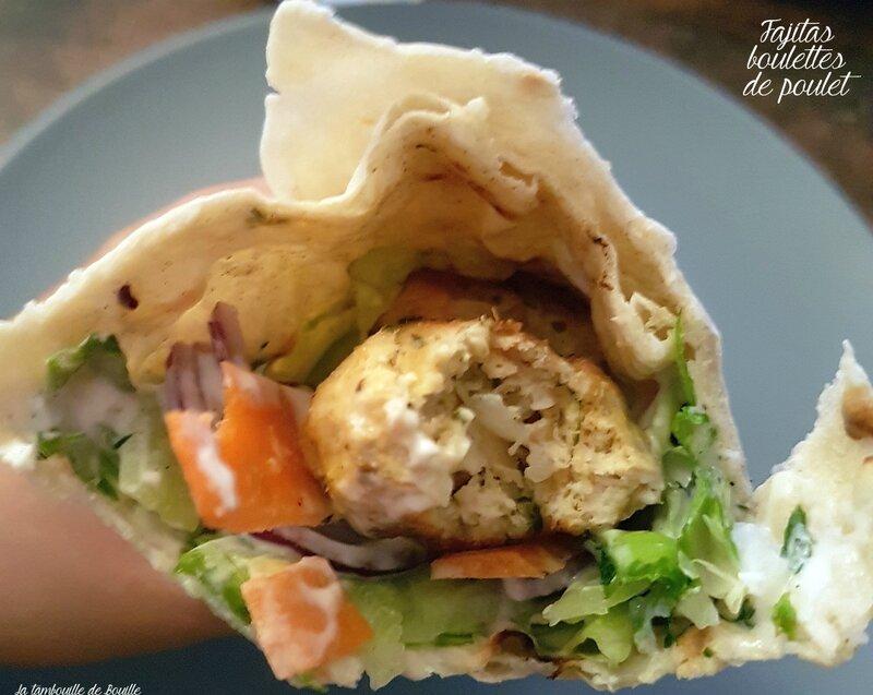 fajitas-maison-boulette-poulet