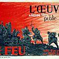 Le feu, journal d'une escouade, prix goncourt 1916
