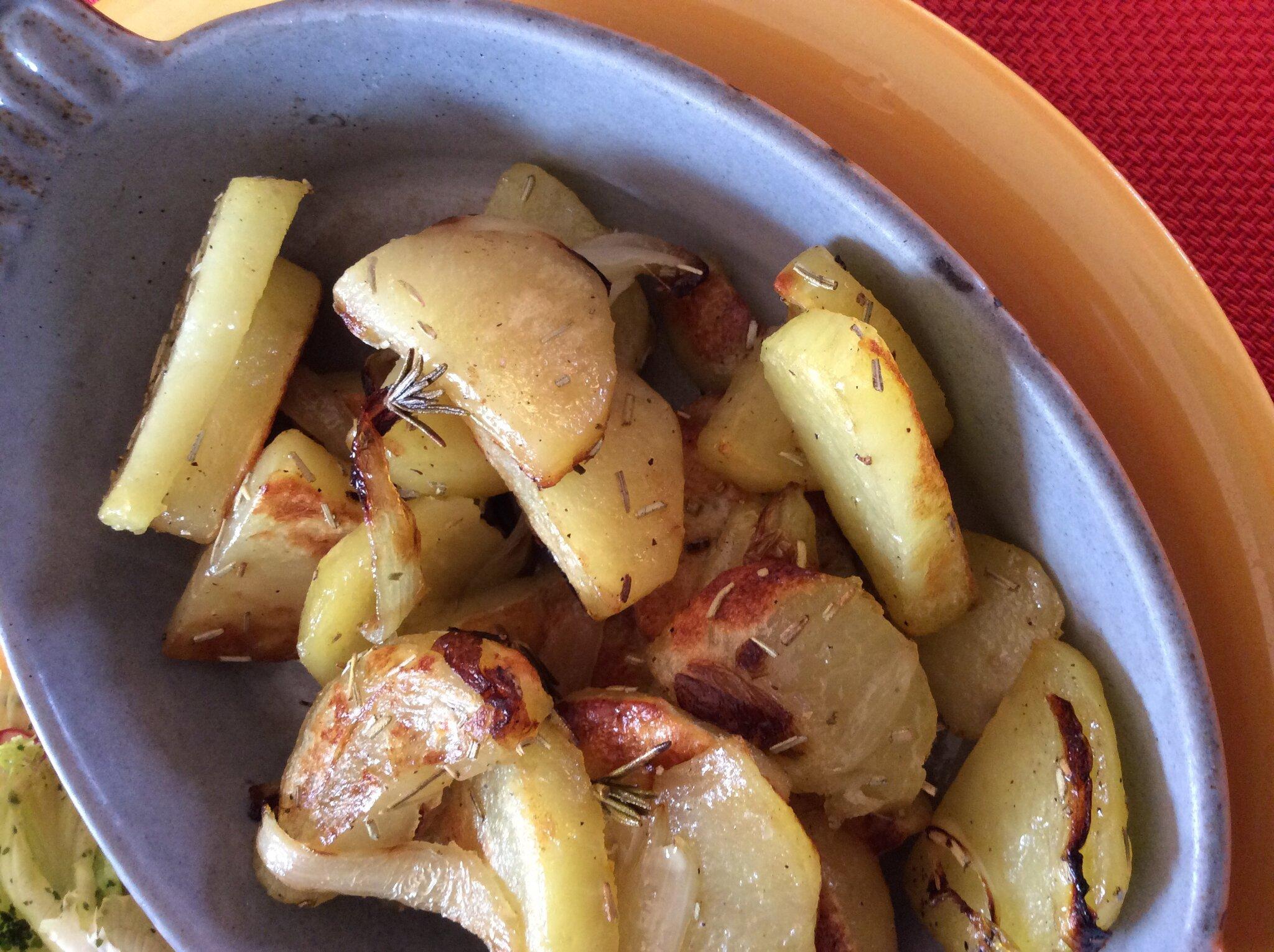 Patate dei monaci / pommes de terre des moines