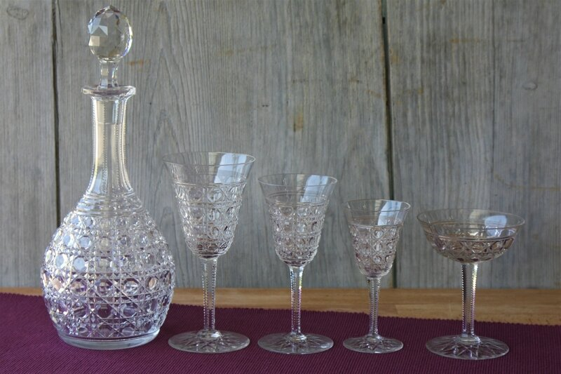 Cristal Baccarat Pontarlier