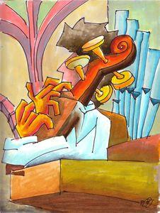 Orgue et violoncelle (Kraege) Couperin