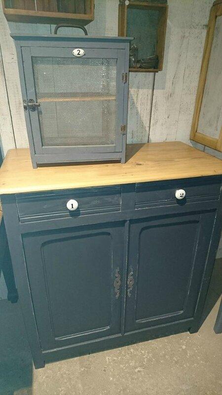 commode bricole patine. Black Bedroom Furniture Sets. Home Design Ideas