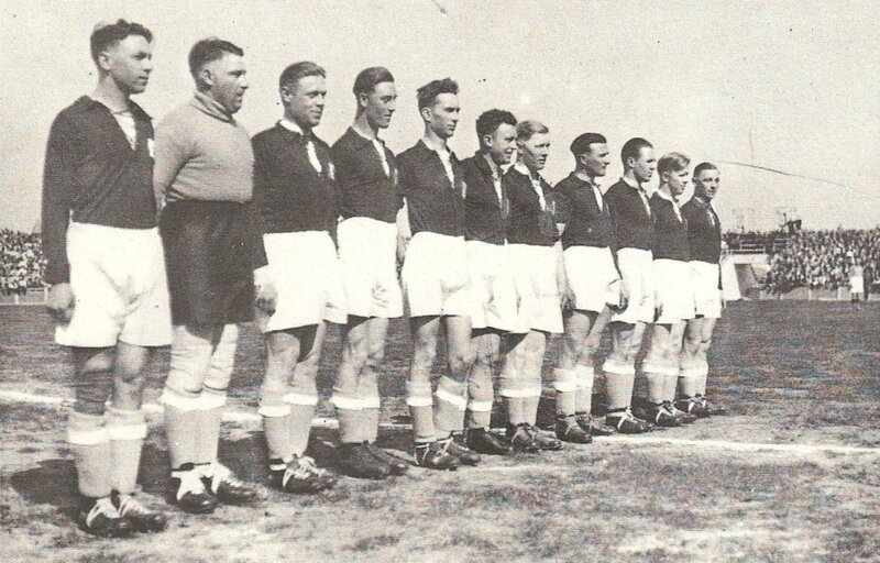 1934 Equipe France Luxembourg R2