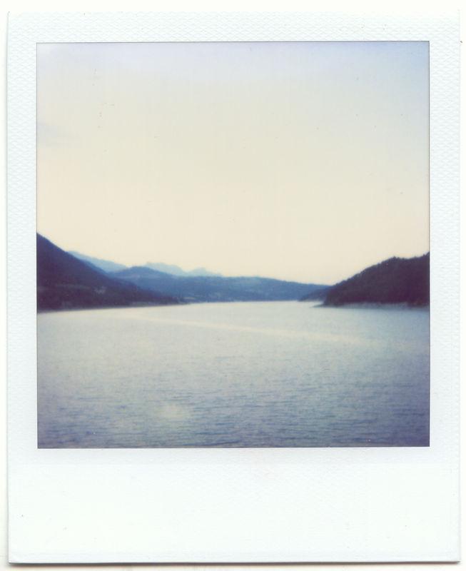 un lac du trièves
