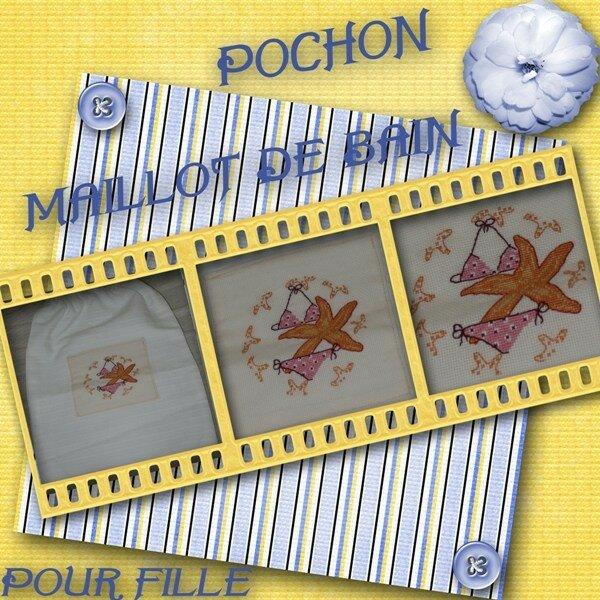 POCHON POUR LA PLAGE