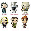 Boutique jeux de société - Pontivy - morbihan - ludis factory - Pop figures Magic the gathering planewalkers