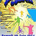 2eme édition du meeting sportif arpei