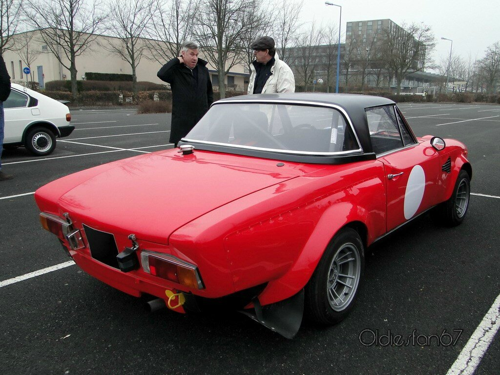 fiat 124 abarth gr 4 spider 1973 oldiesfan67 mon blog auto. Black Bedroom Furniture Sets. Home Design Ideas