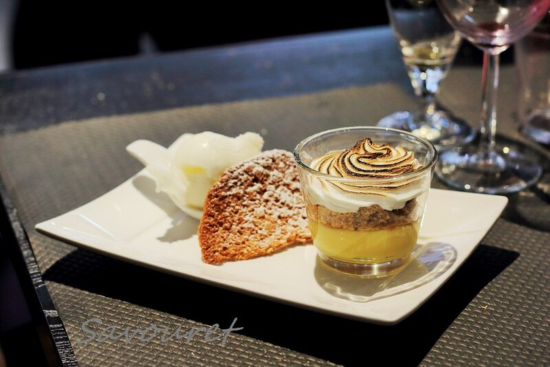 Dessert__Verrine_citron__Crumble_