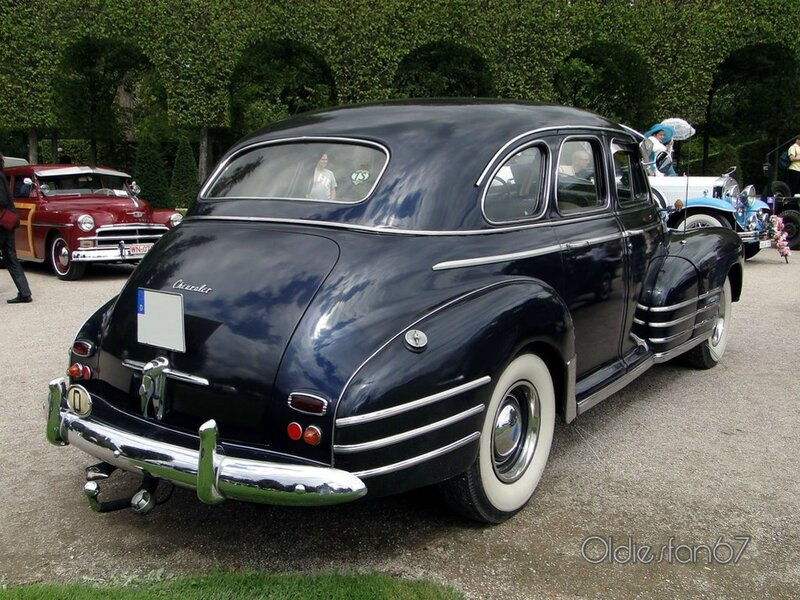 chevrolet fleetmaster sport sedan 1946 b