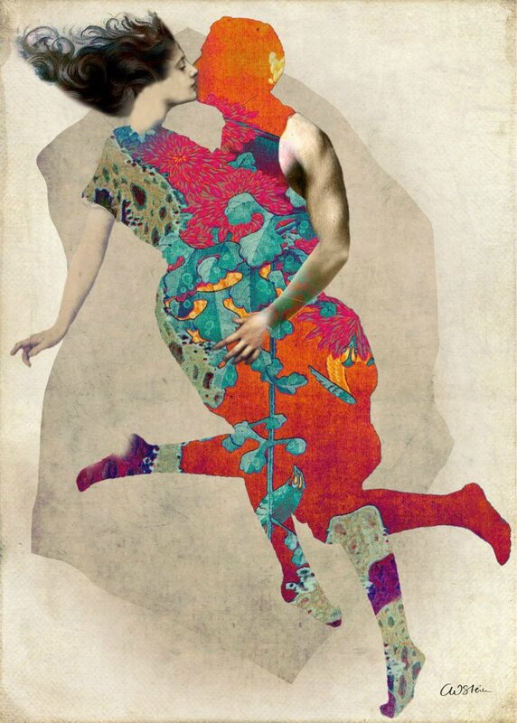 Catrin Welz-Stein - German Surrealist Graphic Designer - Tutt'Art@ (19)