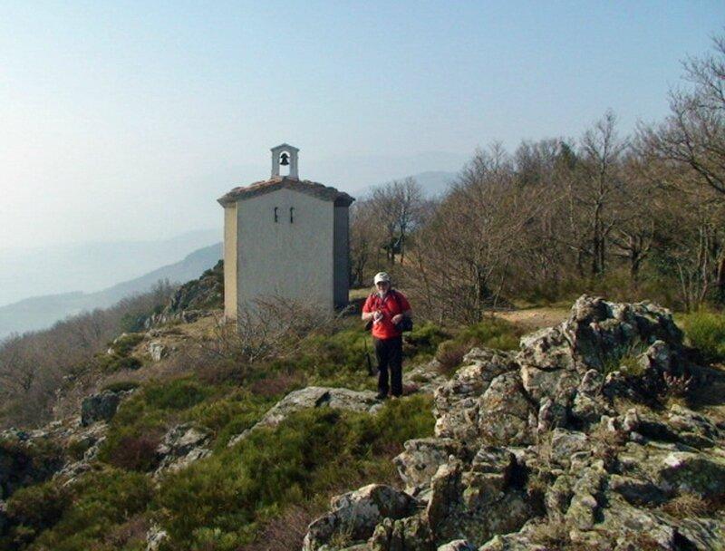 Arrière de la chapelle