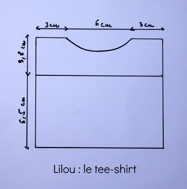 tee-shirt lilou nathalie dentzer
