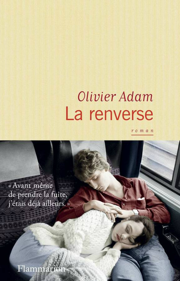 la renverse de Olivier Adam
