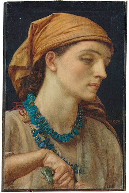 Sir Edward John Poynter, P