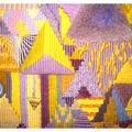 Art du quilt morzine (5ème épisode)