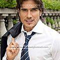 Daniel ARENAS, acteur, modèle colombien.
