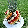 Ananas apéro