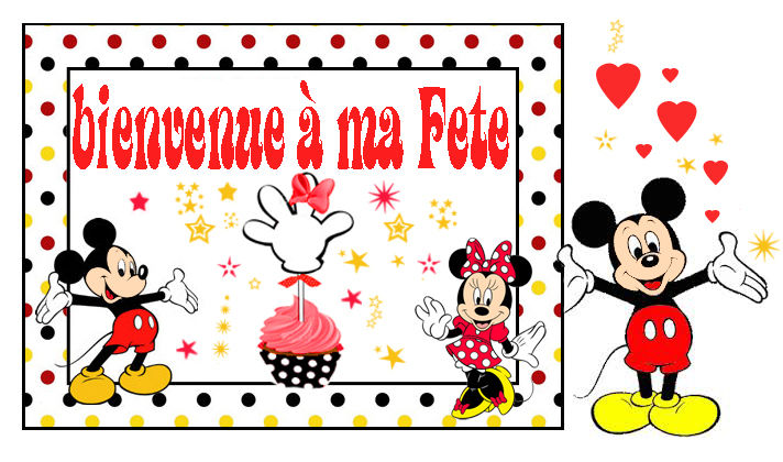 minnie et mickey les souris du placard 1 et 2 et 3. Black Bedroom Furniture Sets. Home Design Ideas
