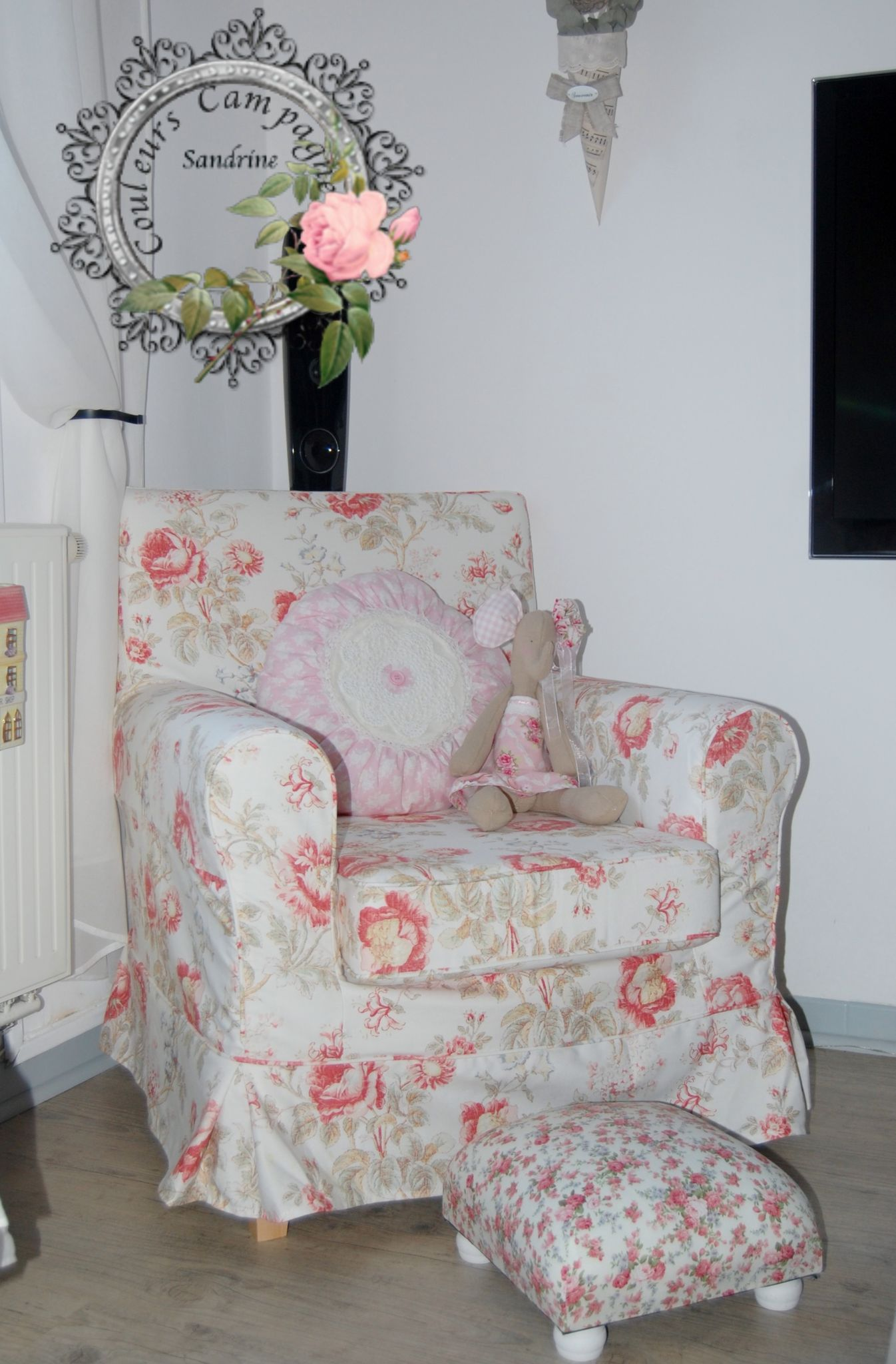 shabby chic forever anniblog de co et chaussette couleurs campagne. Black Bedroom Furniture Sets. Home Design Ideas