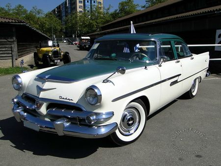 dodge kingsway custom, 1956, osmt zug 2012 3