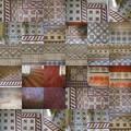 Patchwork de carreaux anciens Villa Lucia