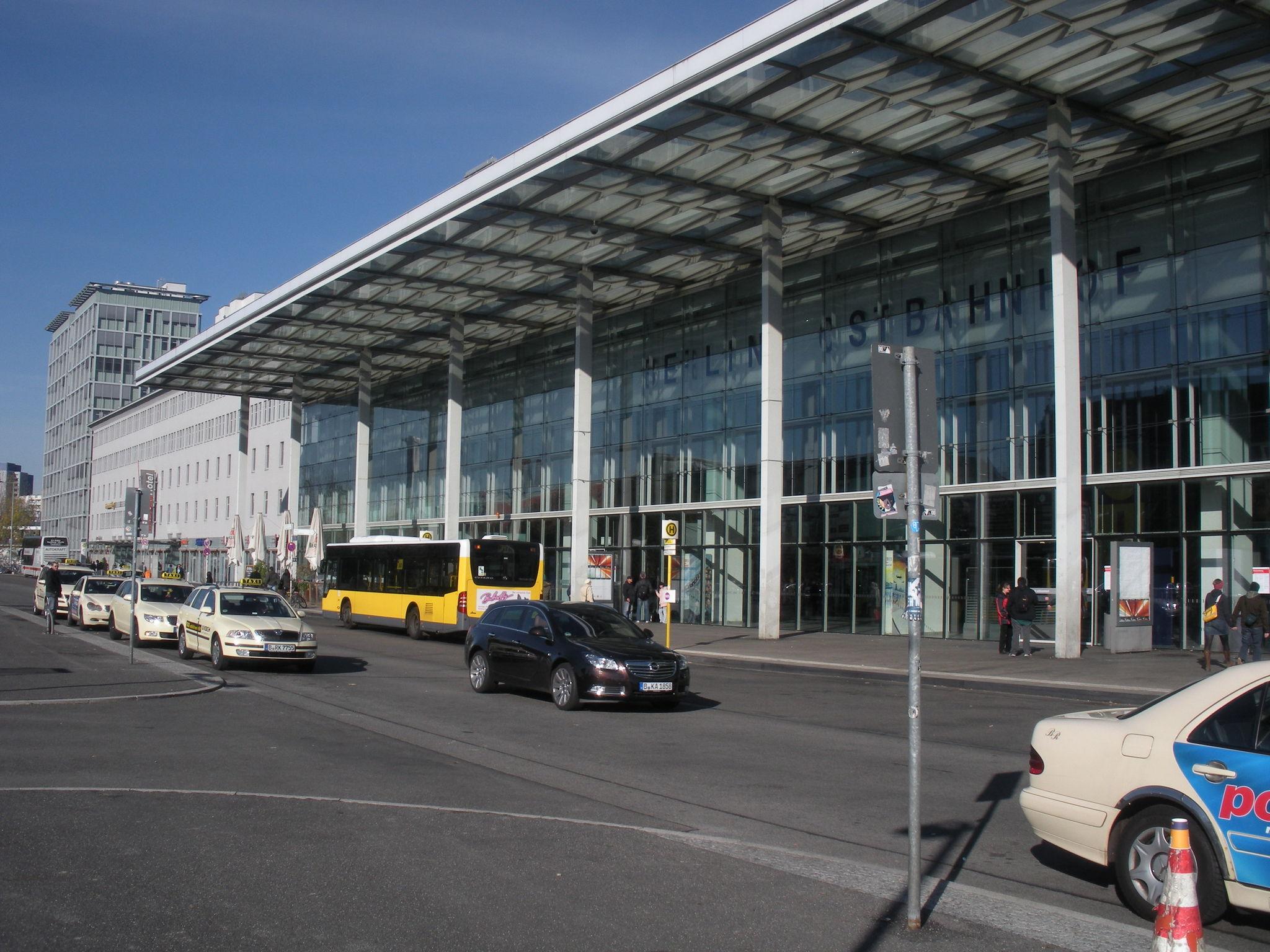 Berlin Ostbahnhof (Allemagne)