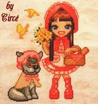 Chaperon Rouge by Circé