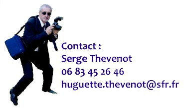contact Serge Thevenot