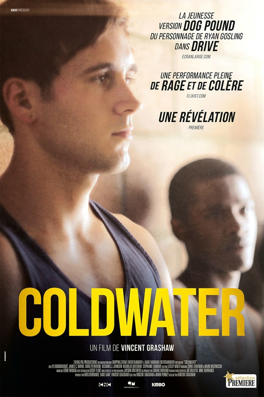 cold water affiche