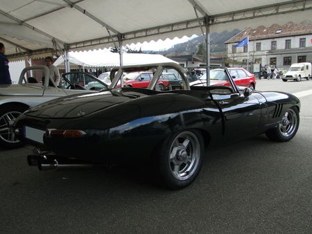 JAGUAR Type E Serie I Spider Bourse Echanges Autos Motos de Chatenois 2010 4