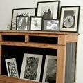 Photos nb sur meuble. DR Le Meuble du Photographe