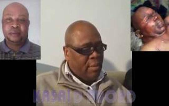 VIDÉO: DÉCLARATION DES NOTABLES KASAIENS DE LA DIASPORA SUR L'ASSASSINAT DU CHEF COUTUMIER KAMUINA NSAPU