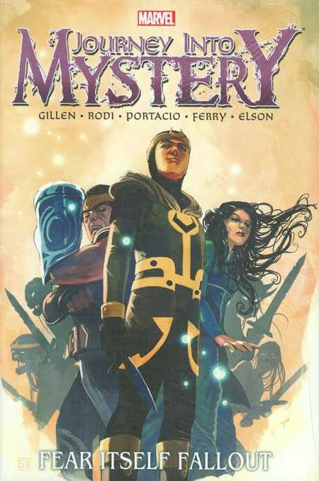 journey into mystery vol 02 fear itself fallout TP