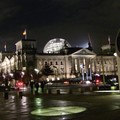 le Reichstag by night