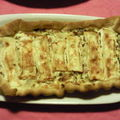 Quiche normande recette Demarle...